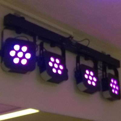 Barre de spots LED - Gwladys Dance Studio